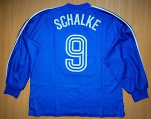 sale SCHALKE 9 MIHAJLOVIC SPIELER TRIKOT shirt MATCH WORN 1991 1992 Ractiv 91 92