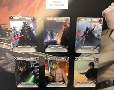 Star Wars: Legion promo alt art set Adepticon 2018 Vader Luke