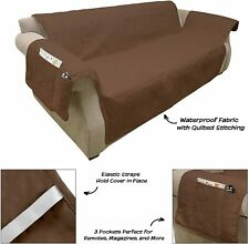 Pet Sofa Cover, 100% Waterproof Protector for Couch/Sofa by Petmaker New