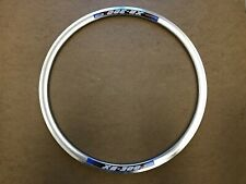 New Kinlin Rims XR-300 700C (622x14) 14G 18H PV CSW Anodized Silver