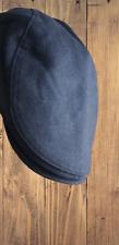 BNWT Ted Baker Peaky Blinders Navy Baker Boy/Flat Cap, RRP £45, size S/M (57cm)