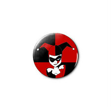 Harley Quinn (b) 1.25in Pins Buttons Badge *BUY 2, GET 1 FREE*