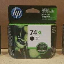 Genuine Original HP 74XL Black High Capacity Ink Cartridge