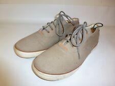 Keen Santa Cruz CVO Sneakers Men's Beige Canvas Lace-up Shoes - US 12 (EU 46)