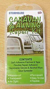 STORMSURE Caravan and Awning Repair Kit   -  RKBOXCARAVAN