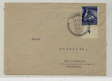 Germany  B191  horse stamp on cover               MS0119