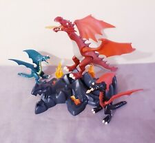 Playmobil Dragons Lava Rock, castle knights theme, fantasy, hidden dragon sword