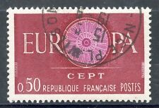 STAMP / TIMBRE FRANCE OBLITERE N° 1267 EUROPA