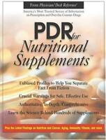 Pdr For Nutritional Supplements by Sheldon Hendler