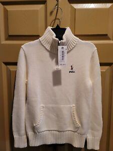 Polo ralph lauren boys sweater  Size M 10/12