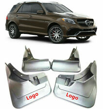 OEM Splash Guards Mud Flaps FOR 2016-2018 Mercedes Benz GLE43 GLE AMG WO / Pedal