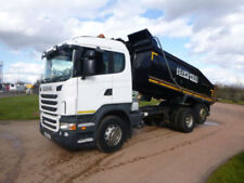 Left-hand drive Scania Commercial Lorries & Trucks