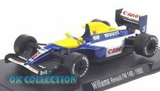 1:43 WILLIAMS RENAULT FW14B - RBA F1 (1992) - Nigel Mansell (09)