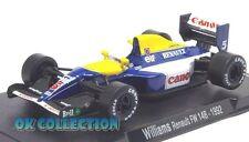 1:43 WILLIAMS RENAULT FW14B - RBA F1 (1992) - Nigel Mansell (09)