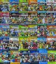 LEGO® LEERTÜTEN -Einzeln oder als Satz- von Minifigurenserien Ihrer Wahl