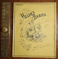 1860's Helen's Babies by Their Latest Victim Paperback Adam & Co Children's Book