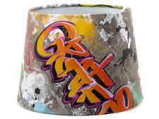 Graffiti Lampshade or Ceiling Light Shade Boys Girls Urban Bedroom Skate Park