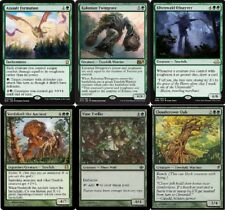 Treefolk Deck - Verdeloth Ancient - Twingrove - MTG Magic Gathering 60 cards