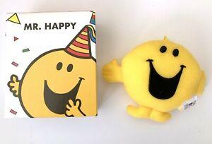 McDonald's Happy Meal UK 2021 Mr Men & Little Miss - No 11 Mr Happy  Brand New