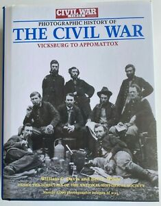 1994 1st Photographic History Of The Civil War, 2000 images MONUMENTAL free EXPR