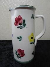 Gmundner Keramik Saftkrug - 1,2 Liter - Design Streublume