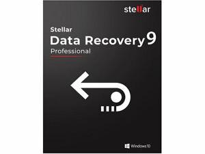 Stellar  Data Recovery 9 Professional CD-ROM