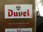 VINTAGE BELGIUM BEER LABEL. MOORTGAT BREWERY - DUVEL 33 CL #2