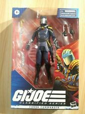COBRA COMMANDER GI Joe Classified Series  6' Action Figure MIB Hasbro ARAH