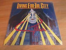 80er Jahre - Gillan - Living for the City