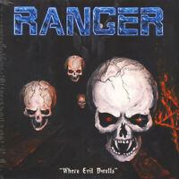 Ranger - Where Evil Dwells (Vinyl LP - 2015 - EU - Original)