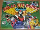 evado mancoliste figurine ATLAS UFO ROBOT GOLDRAKE 2°album