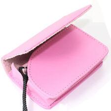 A4LP pink camera case bag Canon IXUS 240 230 220 140 132 130 155 145 117 115 HS