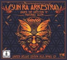 Sun Ra Arkestra And Marshall Allen - Babylon - Live: Limited Deluxe (NEW CD+DVD)
