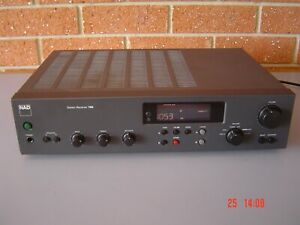 NAD 705 Stereo Receiver. Can be used as a pre amplifier