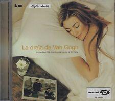 La Oreja De Van Gogh Lo Que Te Conte Mientras Te Hacias La Dormida  CD Nuevo
