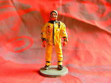 Delprado Pompier Diver with anti-cold dress Montreal Canada 2003 Soldat de plomb