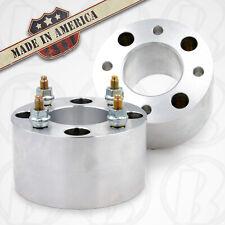 "4x110 to 4x100 3"" Wheel Adapters Spacers | Honda Kawasaki Suzuki 3/8x24 studs"