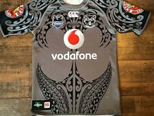 2010 New Zealand Warriors Heritage Rugby League Shirt Adults Small NRL Jersey