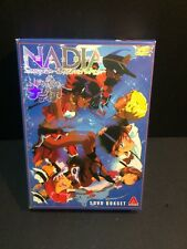 Nadia Complete Collection 1 Anime DVD Lot, 5-Disc Set Vol. 1-5 English Sub OOP