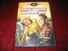 HARLEY DAVIDSON AND THE MARLBORO MAN - Mickey Rourke - Don Johnson - DVD