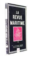La Revista Marítima N º 146 (Julio 1958)