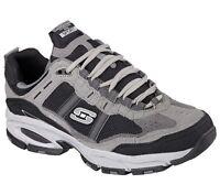 51241 EW CCBK Wide Width Skechers shoes Men's Memory Foam Sport Comfort Sneaker