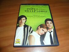 The Perks of Being a Wallflower (DVD, 2013 Widescreen) Emma Watson Used