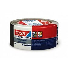 Tesa 04612-00001-00 cinta americana 25 m X 50 mm color negro