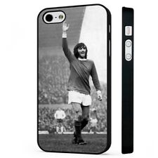 George Best Manchester United FC BLACK PHONE CASE COVER fits iPHONE