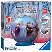 Ravensburger Disney Frozen 2 3D Jigsaw Puzzle Ball - 72 Piece - 11142