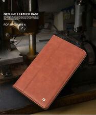 QIALINO Handarbeit Echt Leder Smart Cover Case Schutz Hülle f iPad Pro 9,7 Air 2