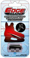 SALES! Replaceable Diamond Coated Tusk For Edge Again Hockey Ice Skate Sharpener