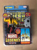 "Luke Cage Power Man Marvel Legends Toy Biz 2006 6"" Figure"