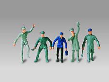 Figurines Vollmer H0 (2208): le personnel de triage